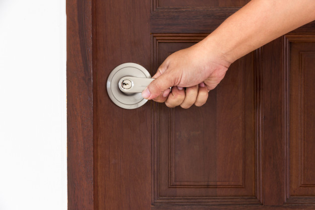 DOOR FRAME AND LOCK REPAIR